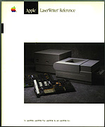 Apple LaserWriter Reference Manual